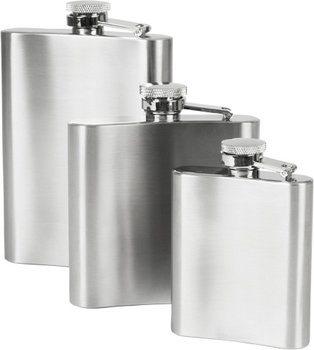 Rostfri stålkolv 270 ml