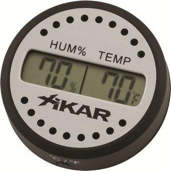 Xikar digitala hygrometer rund bild 100