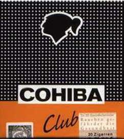 Cohiba Club - Zigarillos