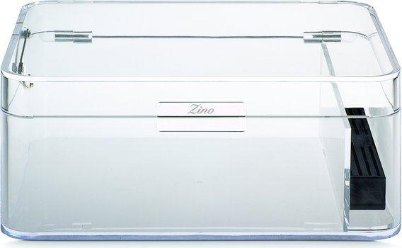 Zino 'akryl' genomskinlig humidor