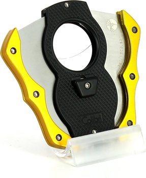 Colibri 'Monza Cut' svart/gul