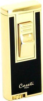 Caseti cigarrtändare med jetlåga
