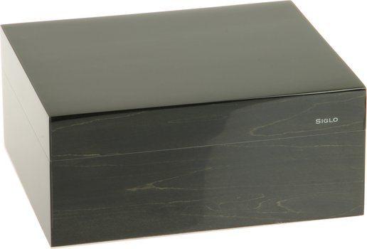Siglo Humidor S storlek 50 mörkgrå