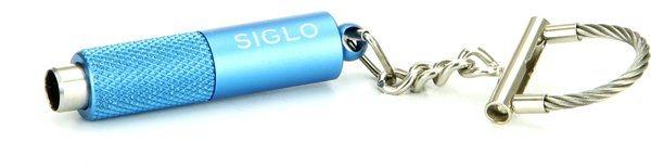 Siglo Key Chain Snoppare Blå