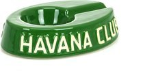 Havana Club Egoista Askfat grönt