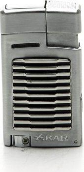 Xikar 523SL Forte Tändare Silver