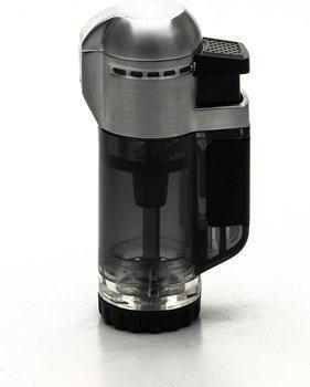 Xikar 525BK Tech Tändare svart