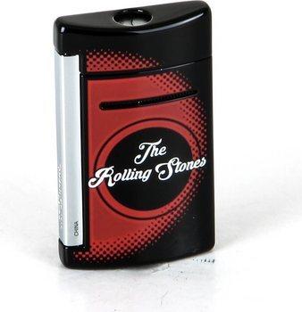 ST Dupont miniJet tändare 10110 - Rolling Stones svart