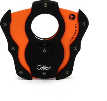 Colibri  'Cut ' Cigarrsnoppare Svart / Orange