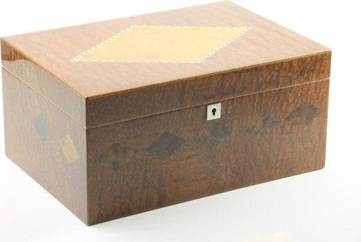 Diamantbrun humidor