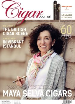 Cigar Journal tidning 03/2015