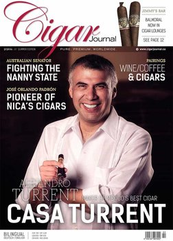 Cigar Journal tidning 02/2016
