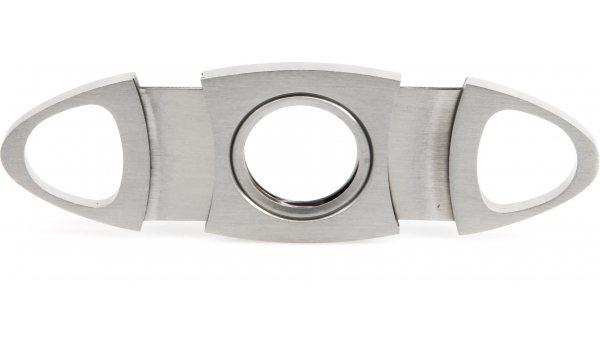 Oval  Adorini cigarrsnoppare i förstklassigt stål med dubbla giljotinblad
