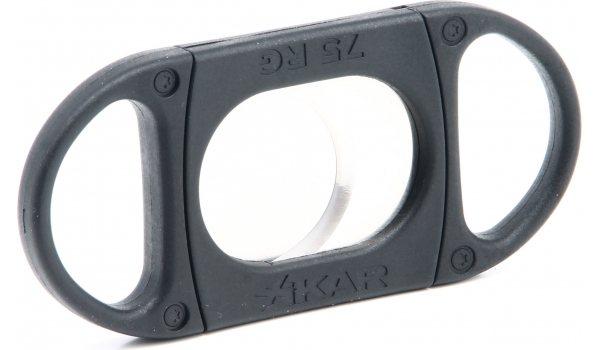 Xikar X8 75 Ringmätarsnoppare svart