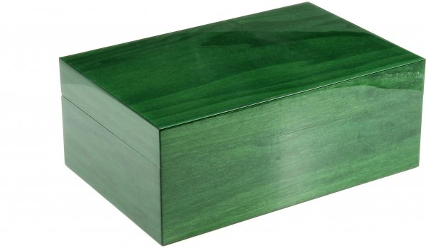 Gentili Humidor Grön 30 cigarrer
