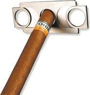 Adorini cigarrsnoppare i förstklassigt stål med dubbla giljotinblad