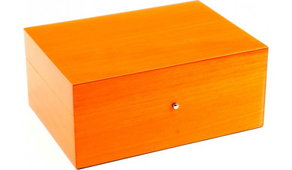 Gentili Humidor Orange 10 Cigarrer