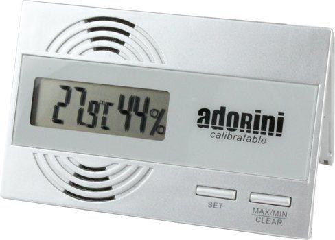 Digital Adorinihygrometer - termometer