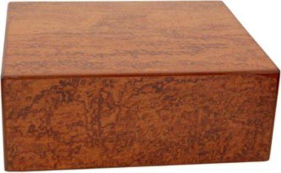 Elie Bleu Bubinga Wood Humidor 50-cigarrer