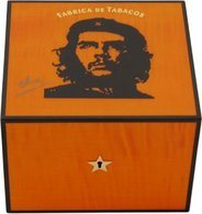 Elie Bleu Che-Humidor Orange
