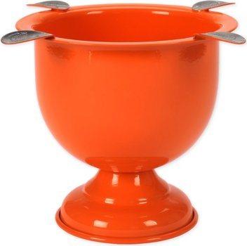 Stinky Tall Stirrup orange säkerhetsaskkopp