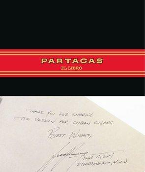 Boka: Partagás: Das Buch/Le Livre by Amir Saarony (DE/FR tvåspråkig utgåva)
