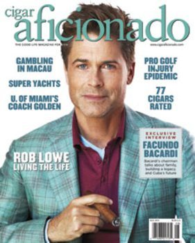 Cigar Aficionado magazine - Jul / Aug 2014