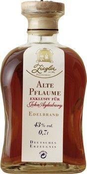 Ziegler Old Plum Brandy John Aylesbury Exklusiv 700 ml