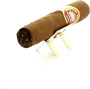Cigarrer bank guld