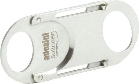 adorini slimsnoppare silver - rostfritt stål