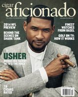 Cigar aficionado magazine - September/Oktober 2014