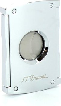 S.T.Dupont X.tend Maxijet dubbelbladad snoppare chrome