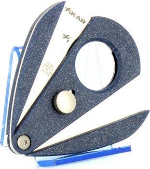 Xikar 2 dubbelbladad snoppare - Xi2 blå