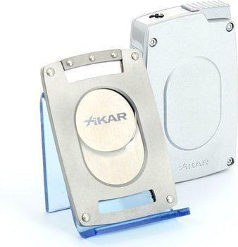 Xikar Ultratunn tändare- & cigarrsnoppar- uppsättning