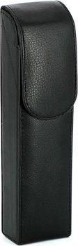 Cigarrfodral läder svart 2