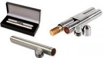 Cigarrlådor I Metall