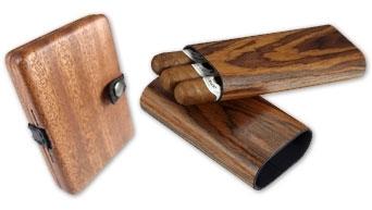 Cigarrlådor Av Trä